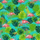 Kitsch-kitchen-flamingo-tafelzeil