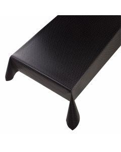 Tafellinnen-jacquard-Diamond-zwart