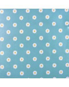 bloemen-tafelzeil-PVC-blauw