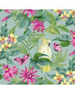 pvc-tafelzeil-papegaai-groen-modern-kleurrijk