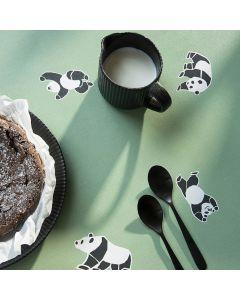 tafelzeil-captain-cook-pandami-sage-groen-dieren-vrolijk