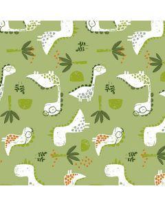 captain-cook-tafelzeil-160cm-dieren-speels-afwasbaar-dinocroc-basil-groen