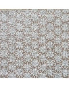 Tafelzeil-bloemen-dessalace-daisy-cream