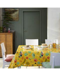 lola-tafelzeil-exotic-saffron-geel