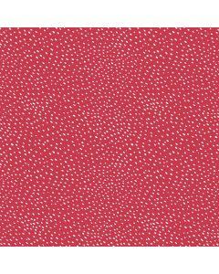 bollen-stippen-rood-tafellaken-tafelzeil