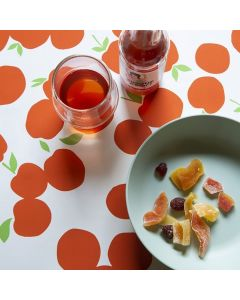 Tafelzeil-rood-fruit-lola