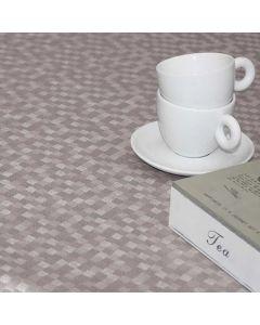 Polyline-tafelzeil-stone-dijon-luxe-klassiek